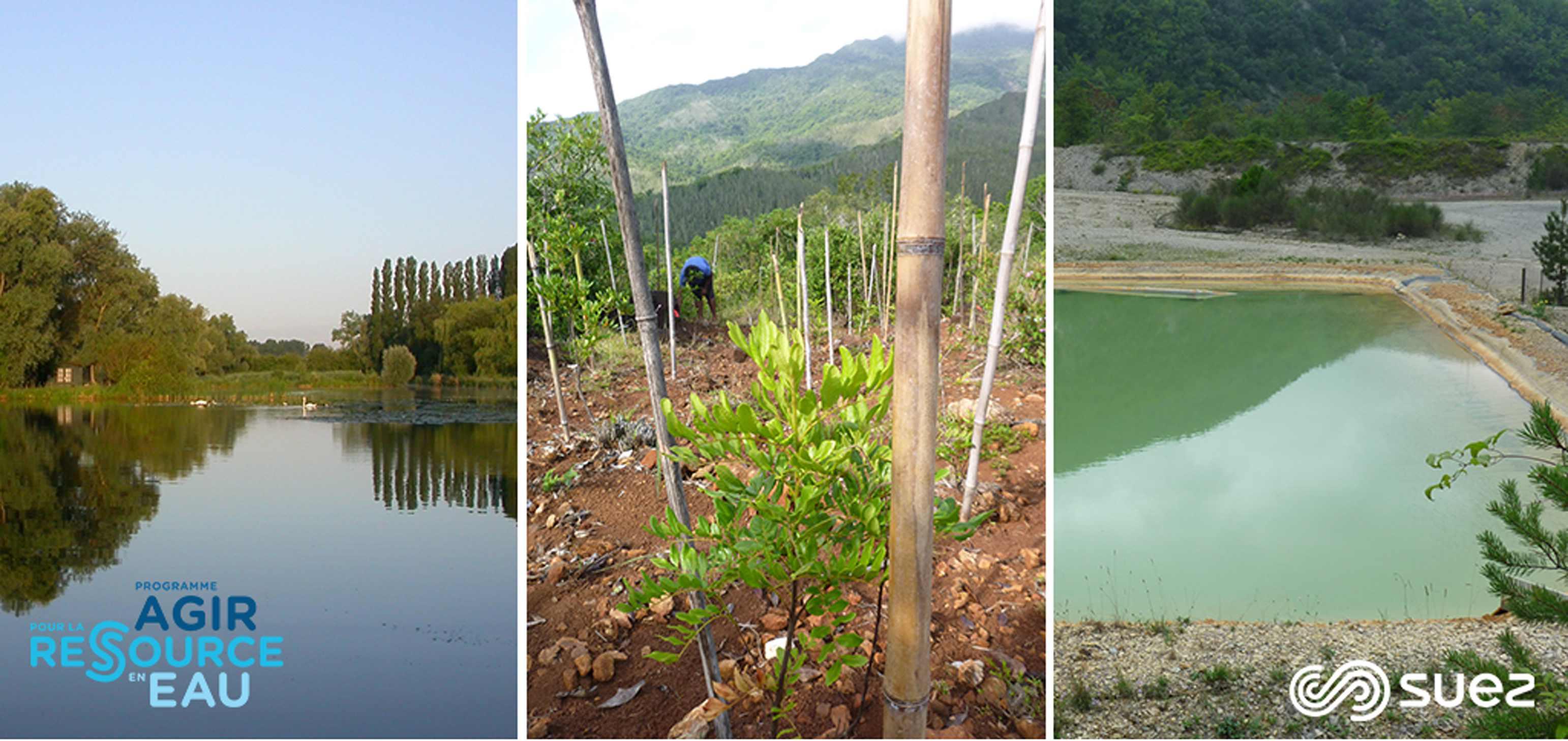 lauréats Agir pour la ressource en eau