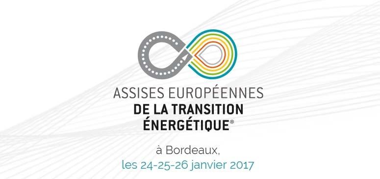 Assises de la Transition énergétique à Bordeaux