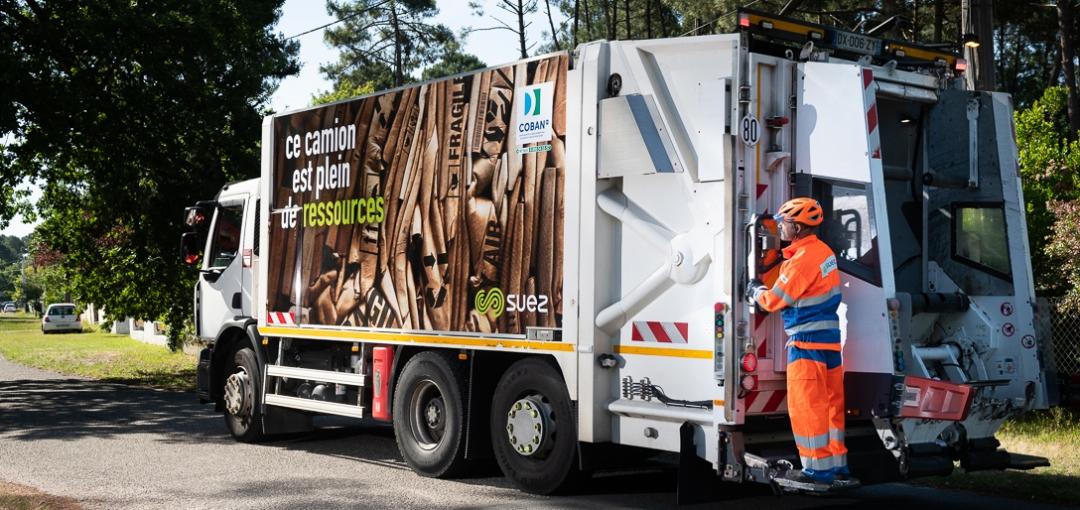 Beau comme un camion, une initiative de sensibilisation au tri et à la valorisation des déchets dans le bassin d'Arcachon