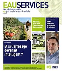 Télécharger le magazine Eau Services n°02