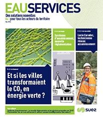 Télécharger le magazine Eau Services n°04
