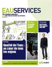 Télécharger le magazine Eau Services N°06