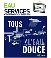 Télécharger le magazine Eau Services - Spécial décarbonatation