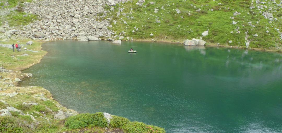 Connaître l'état écologique des lacs pour adapter leur gestion future