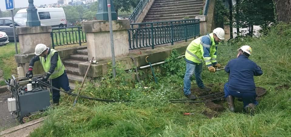 Crues 2016 : SUEZ engagé au service des collectivités et des citoyens