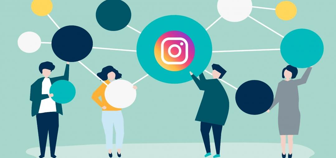 De l'eau et des déchets sur Instagram
