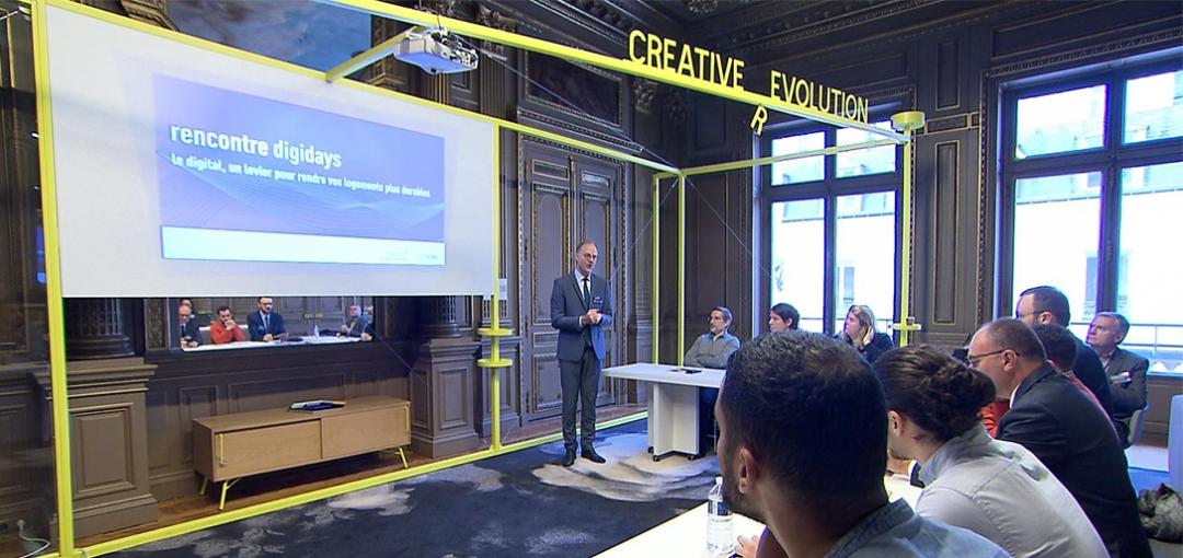 Des rencontres pour co-construire avec nos clients les solutions digitales de demain