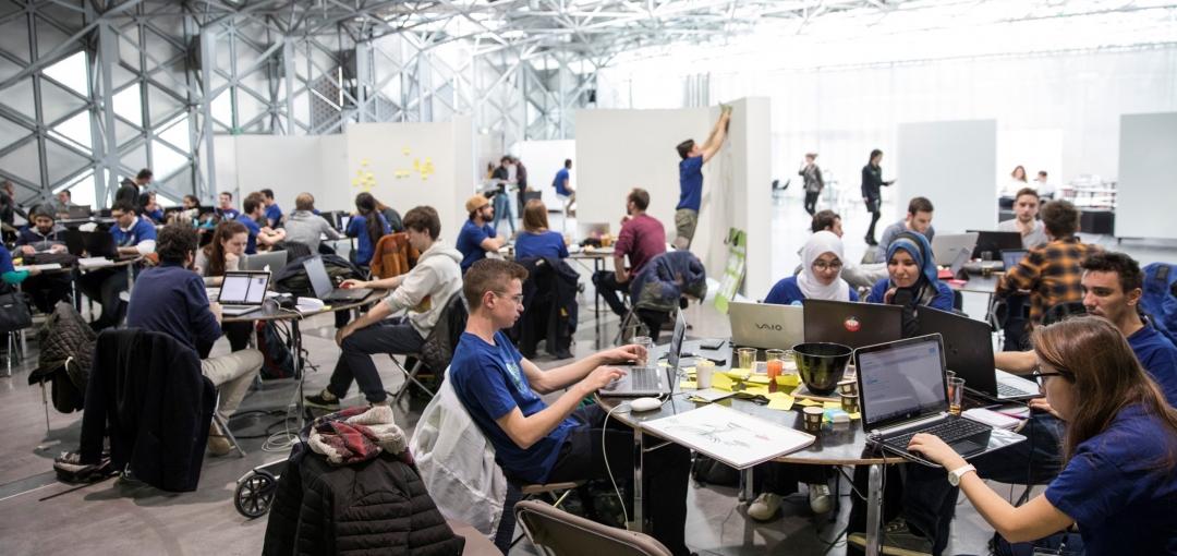 Histoire d'un hackathon pour améliorer la qualité de vie à Saint-Etienne
