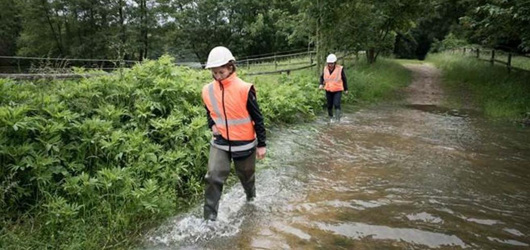 Inondations : plus de 700 collaborateurs mobilisés dans le Sud de l'Ile de France