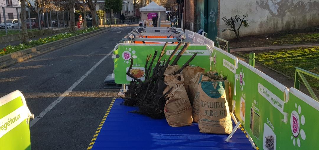 La collecte et la valorisation des déchets occasionnels, un enjeu pour les collectivités en milieu rural ou urbain