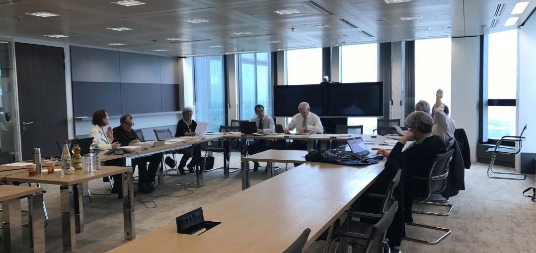 Le Jury de l'appel à projets Agir pour la Ressource en Eau
