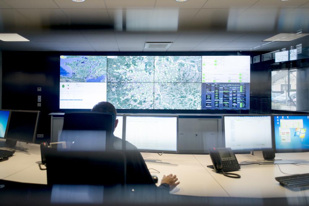 Le Smart Operation Center