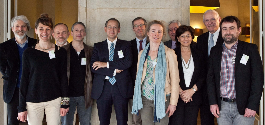 Les 4 lauréats de la première édition de l'appel à projets Agir pour la Ressource en Eau