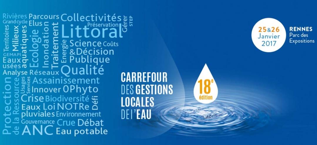 Rendez Vous Au Carrefour Des Gestions Locales De Leau