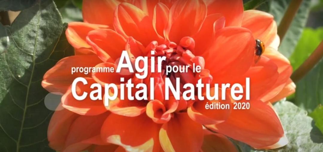 SUEZ agit pour le capital naturel