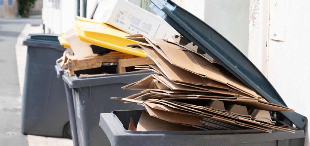 SUEZ vous accompagne dans la collecte et le recyclage de vos déchets réguliers