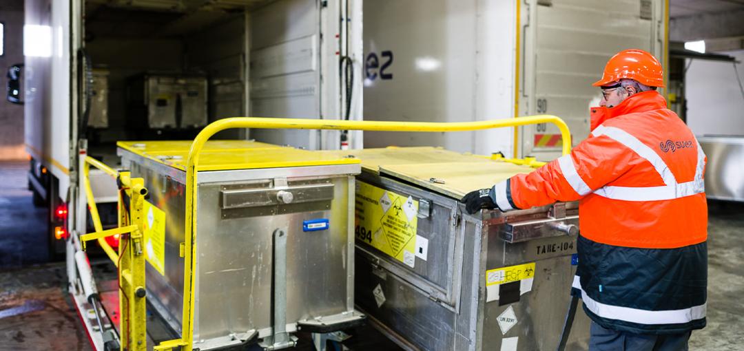 Une cellule de crise dédiée pour gérer les déchets infectieux